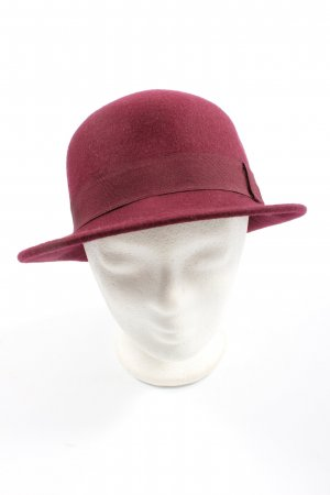 H&M Divided Woolen Hat red casual look