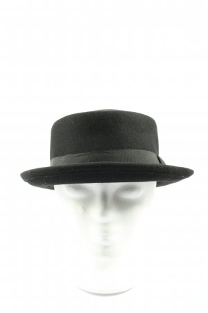 H&M Divided Cappello di lana nero stile casual