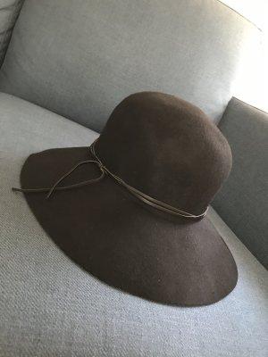 H&M Felt Hat black wool