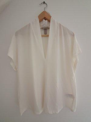 Alexander Wang for H&M Top koszulowy biały