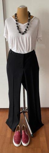 H&M Elegante Stoffhose Business Hose bootcut schwarz Gr. 40 Neu mit Etikett 29,95€