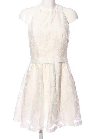 H&M Lace Dress white elegant