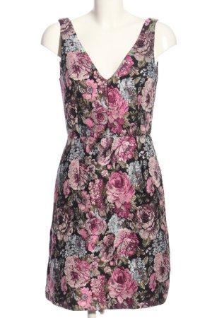 H&M Empirejurk bloemenprint casual uitstraling