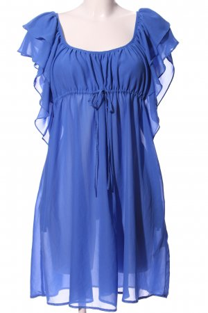 H&M Empire Dress blue elegant