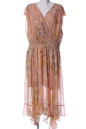 H&M Robe empire motif de fleur style décontracté