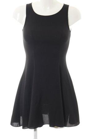 H&M Vestido corte imperio negro look casual