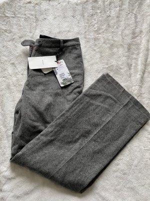 ERDEM x H&M Woolen Trousers grey