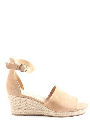 H&M Espadrille Sandals cream casual look