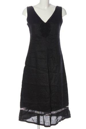H&M Etuikleid schwarz Casual-Look