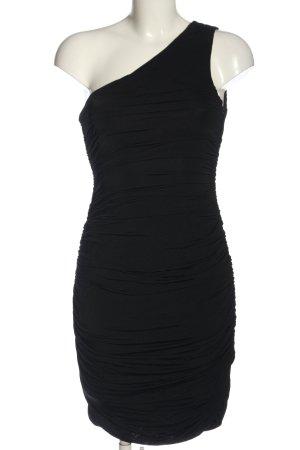 H&M Etuikleid schwarz Elegant