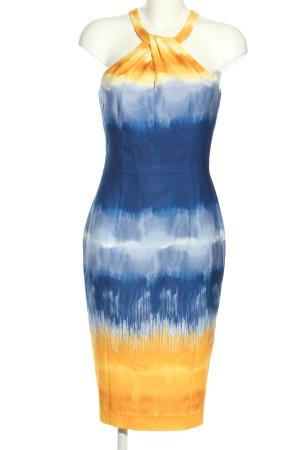 H&M Etuikleid abstraktes Muster Casual-Look