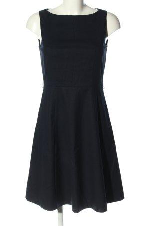H&M Etuikleid blau Business-Look