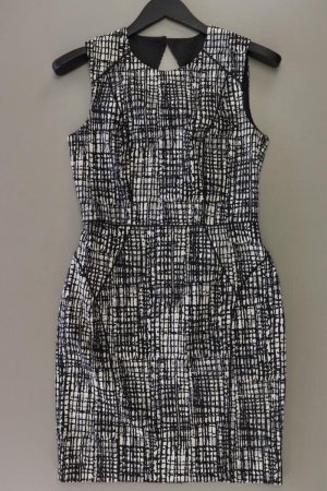 H&M Etuikleid Größe 38 Ärmellos grau aus Polyester