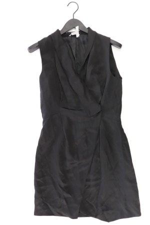 H&M Etuikleid Größe 38 Ärmellos schwarz aus Polyester