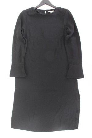 H&M Etuikleid Größe 44 neu mit Etikett Langarm schwarz aus Polyester