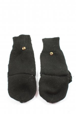 H&M Mittens black casual look