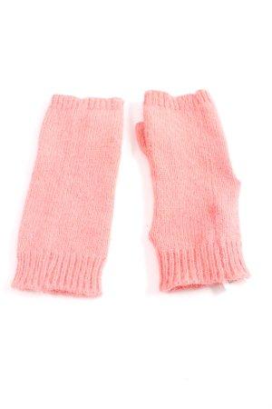 H&M Wanten roze casual uitstraling