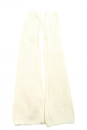 H&M Mittens natural white casual look