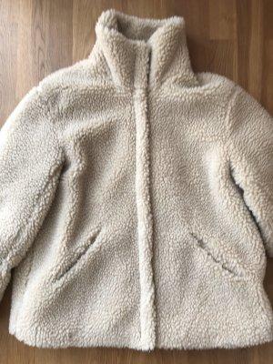 H&M Fake Fur Jacke