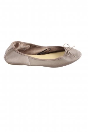 H&M Foldable Ballet Flats brown casual look