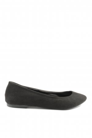 H&M Foldable Ballet Flats black casual look