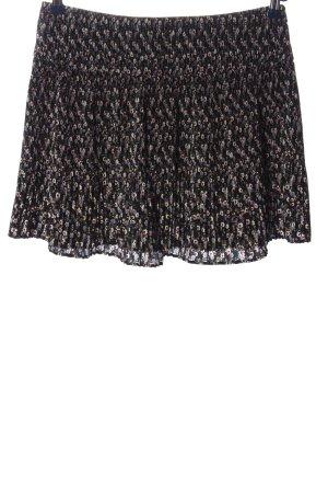 H&M Plisowana spódnica Na całej powierzchni W stylu casual
