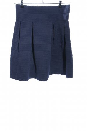 H&M Plaid Skirt blue elegant