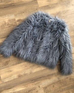 H&M Faux-Fur Jacke