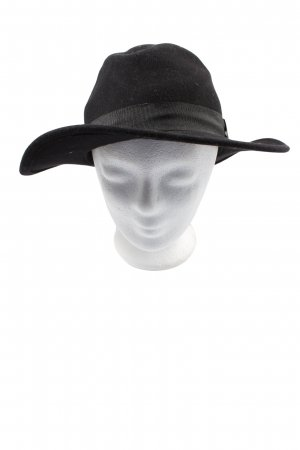 H&M Felt Hat black casual look