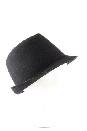 H&M Felt Hat black casual look