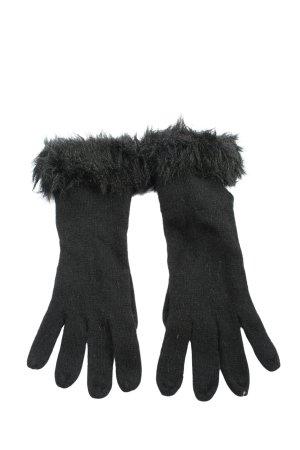 H&M Guanto con dita nero stile casual