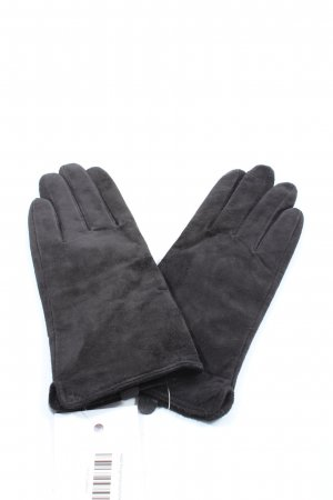 H&M Guanto con dita grigio chiaro stile casual