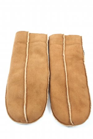 H&M Mittens brown casual look