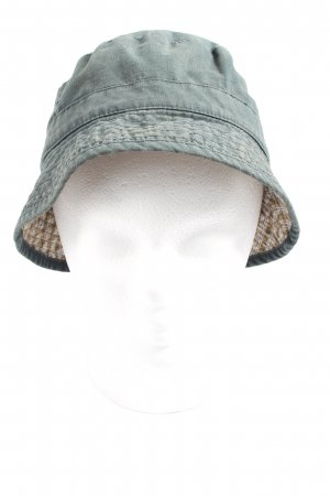 H&M Bucket Hat blue casual look