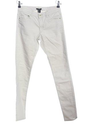 H&M Pantalone cinque tasche grigio chiaro stile casual