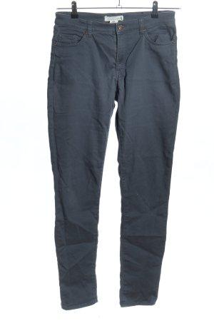 H&M Spodnie z pięcioma kieszeniami jasnoszary W stylu casual
