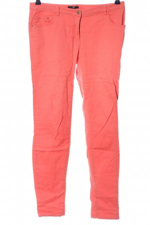 H&M Five-Pocket-Hose pink Casual-Look