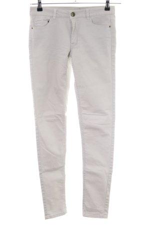 H&M Five-Pocket-Hose hellgrau Casual-Look