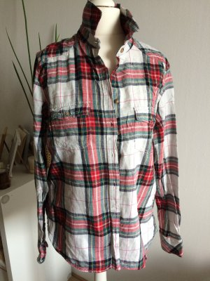 H&M Flanelhemd 38 M neu Shirt Bluse Herbst Winter