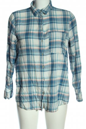 H&M Flanellhemd Karomuster Casual-Look