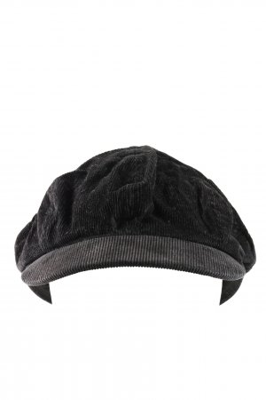 H&M Flat Cap black casual look