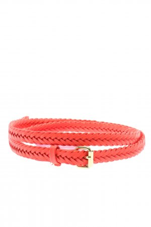 H&M Cintura intrecciata rosa stile casual