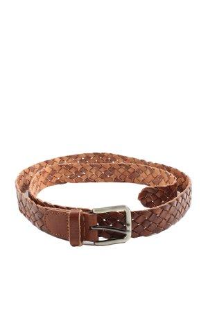 H&M Braided Belt brown casual look