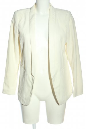 H&M Tailcoat white casual look
