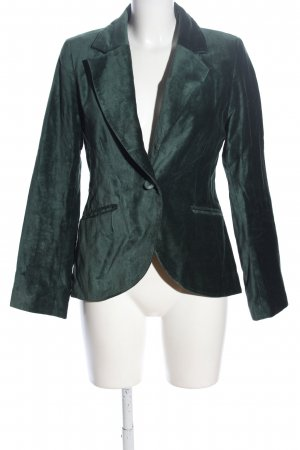 H&M Tailcoat green casual look