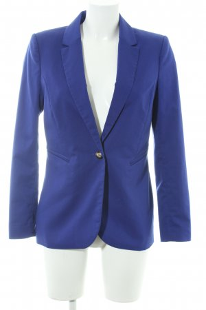H&M Frac azul estilo «business»