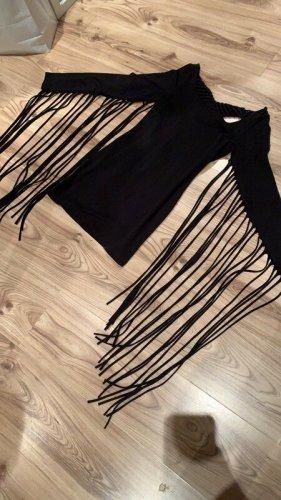 H&M Fransen Pullover Größe S