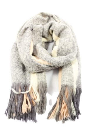 H&M Fringed Scarf multicolored casual look
