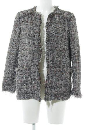 H&M Fransenweste grau Street-Fashion-Look