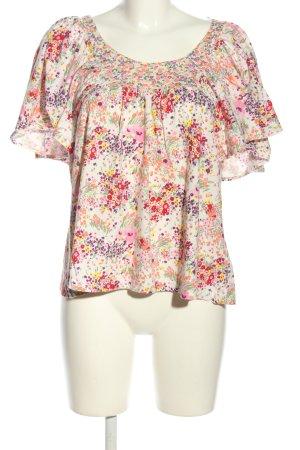 H&M Garden Collection Shirttunika Blumenmuster Casual-Look
